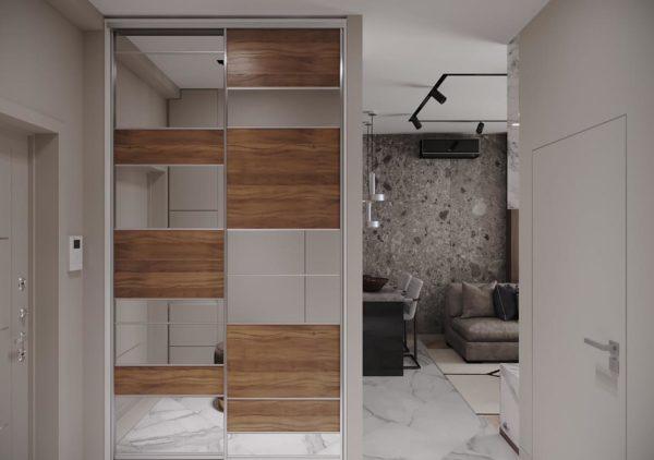Дизайн интерьера 1-комн.кв. «Современность в ЖК Henesi House»  by NS INTERIOR DESIGN - фото 9