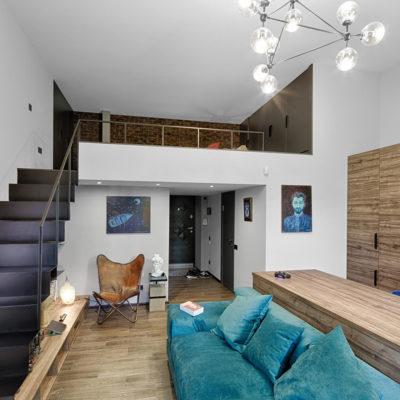 Высокие потолки в интерьере квартиры или дома: идеи, дизайн и креатив