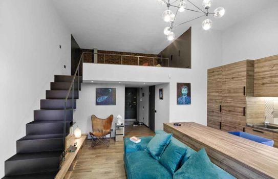 high ceilings in the interior 01 543x350 - Высокие потолки в интерьере квартиры или дома