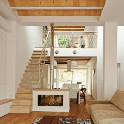 Высокие потолки в интерьере квартиры или дома - фото 3