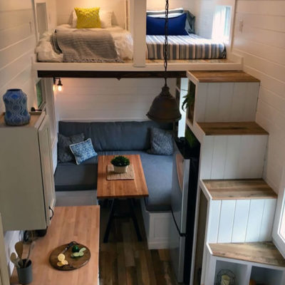 Высокие потолки в интерьере квартиры или дома - фото 5