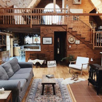 Высокие потолки в интерьере квартиры или дома - фото 9
