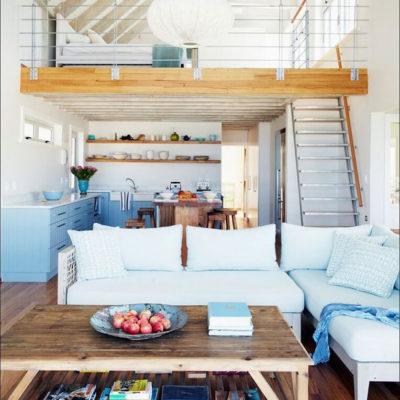 Высокие потолки в интерьере квартиры или дома - фото 17