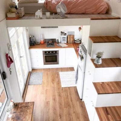 Высокие потолки в интерьере квартиры или дома - фото 18
