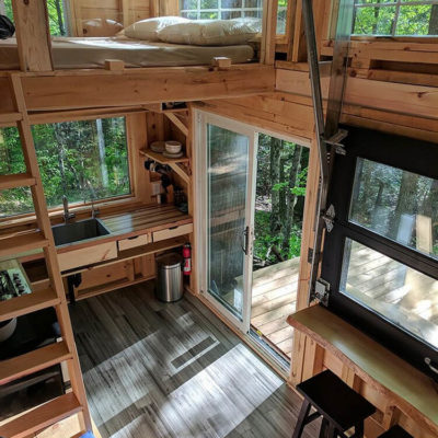 Высокие потолки в интерьере квартиры или дома - фото 19