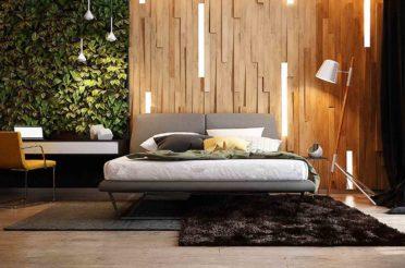 Изголовье кровати, как произведения искусства