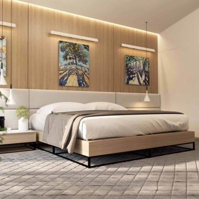 Изголовье кровати, как произведения искусства - фото 3