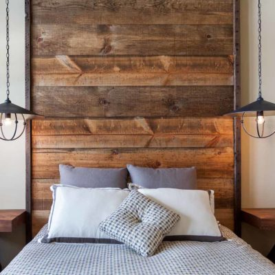 Изголовье кровати, как произведения искусства - фото 4