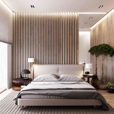 Изголовье кровати, как произведения искусства - фото 5