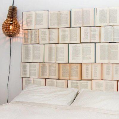 Изголовье кровати, как произведения искусства - фото 11