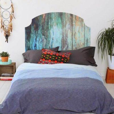 Изголовье кровати, как произведения искусства - фото 13
