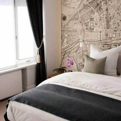 Изголовье кровати, как произведения искусства - фото 14