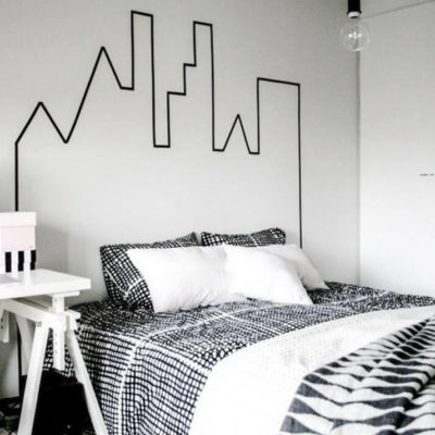 Изголовье кровати, как произведения искусства - фото 15