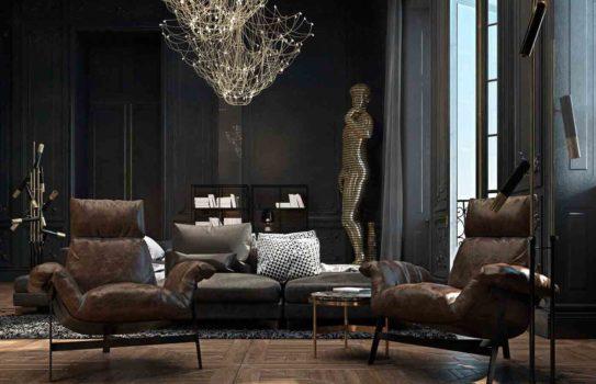 img skulpt 01 543x350 - Скульптура в интерьере: изящный декор дома