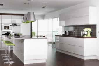 Правильный интерьер кухни