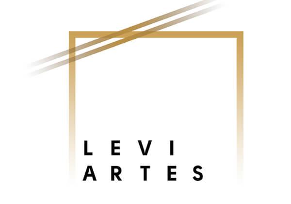 leviartes logo - Дизайн интерьера однокомнатной квартиры «Легкий лофт в ЖК Лыбидь-2» by Leviartes