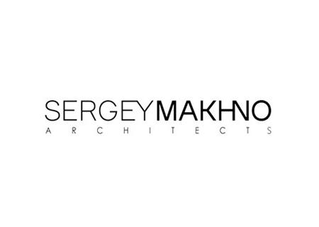 "makhno logo - Дизайн интерьера двухкомнатной квартиры ""Skyline минимализм"" by Sergey Makhno Architects"