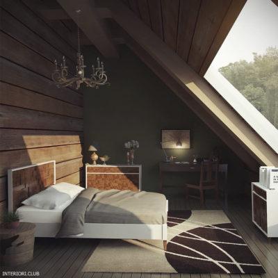 Дизайн мансарды и особенности ее использования - фото 11