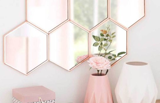 mirrors in interior design 01 543x350 - Зеркала в дизайне интерьера – виды, формы, идеи