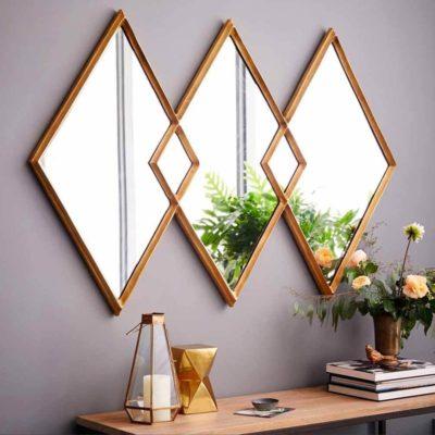 Зеркала в дизайне интерьера – виды, формы, идеи - фото 2