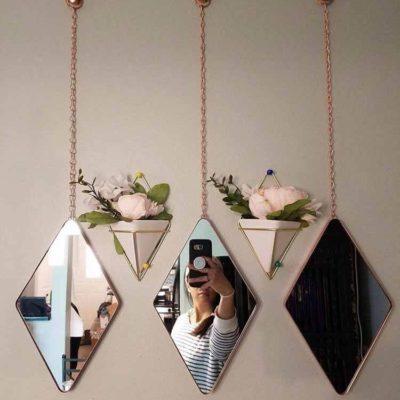Зеркала в дизайне интерьера – виды, формы, идеи - фото 8