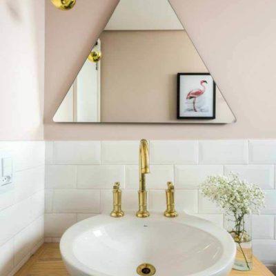 Зеркала в дизайне интерьера – виды, формы, идеи - фото 11