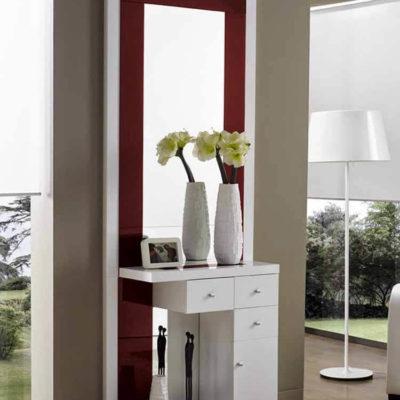 Зеркала в дизайне интерьера – виды, формы, идеи - фото 12