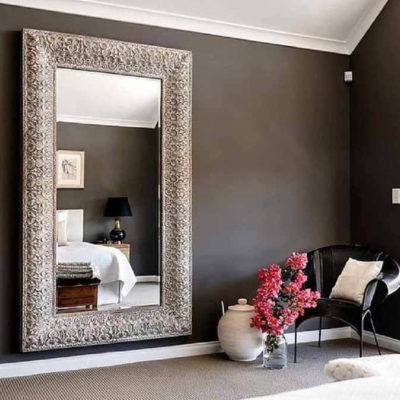 Зеркала в дизайне интерьера – виды, формы, идеи - фото 13