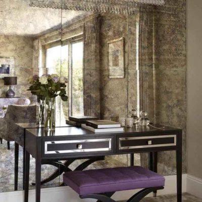 Зеркала в дизайне интерьера – виды, формы, идеи - фото 17
