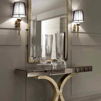 Зеркала в дизайне интерьера – виды, формы, идеи - фото 20