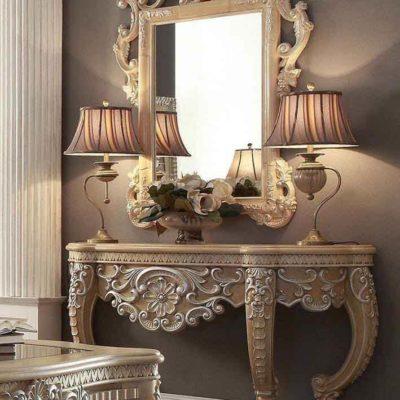 Зеркала в дизайне интерьера – виды, формы, идеи - фото 25