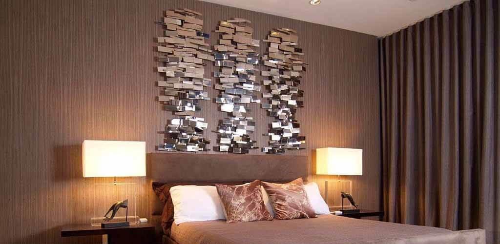 mirrors in interior design 35 - Зеркала в дизайне интерьера – виды, формы, идеи