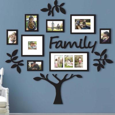 Фотографии на фоне дерева