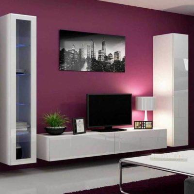 Рациональное расположение телевизора в интерьере