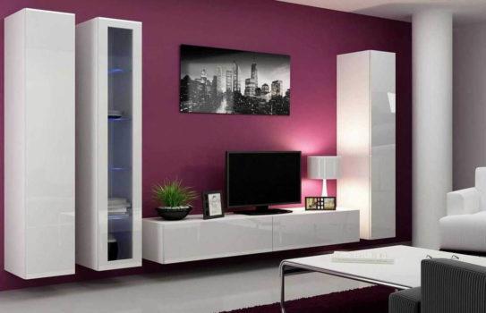 tv in interior img 00 543x350 - Телевизор в интерьере – свежие решения оформления