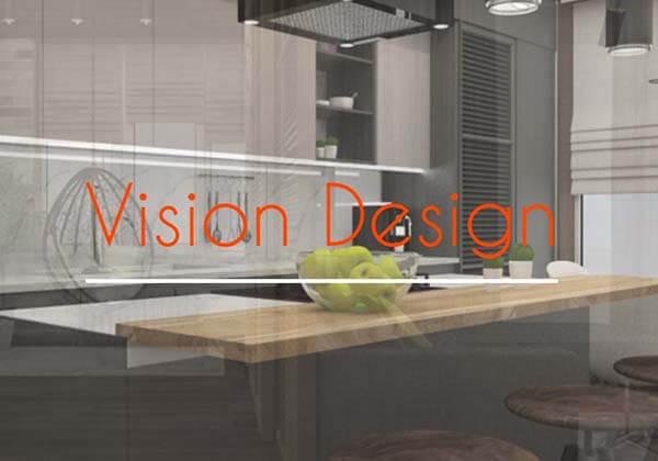 Vision Design — Студия дизайна интерьера