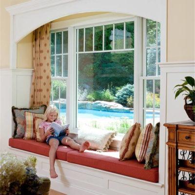 Оформление окон. Сделайте место у окна идеальным! - фото 15