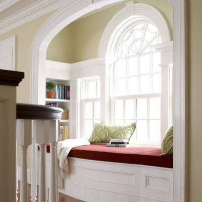 Оформление окон. Сделайте место у окна идеальным! - фото 26