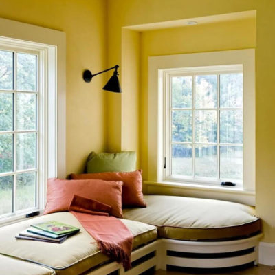 Оформление окон. Сделайте место у окна идеальным! - фото 35
