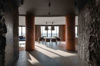 "Дизайн интерьера ""Yogo Apartment"" с железным характером by Sergey Makhno Architects - фото 2"