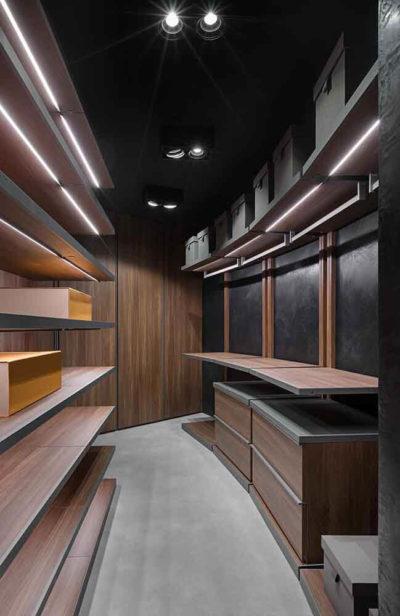 "Дизайн интерьера ""Yogo Apartment"" с железным характером by Sergey Makhno Architects - фото 7"