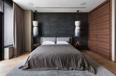 "Дизайн интерьера ""Yogo Apartment"" с железным характером by Sergey Makhno Architects - фото 13"