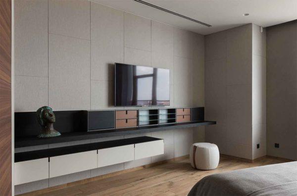 "Дизайн интерьера ""Yogo Apartment"" с железным характером by Sergey Makhno Architects - фото 16"