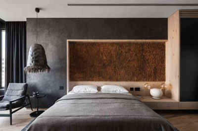 "Дизайн интерьера ""Yogo Apartment"" с железным характером by Sergey Makhno Architects - фото 19"