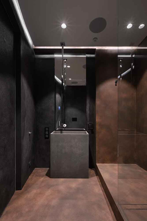 "Дизайн интерьера ""Yogo Apartment"" с железным характером by Sergey Makhno Architects - фото 20"
