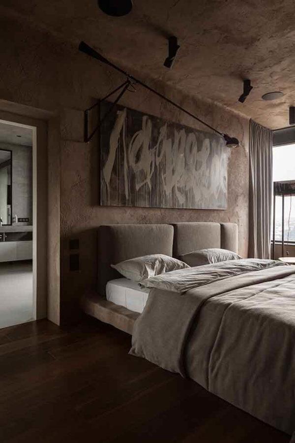 "Дизайн интерьера ""Yogo Apartment"" с железным характером by Sergey Makhno Architects - фото 21"