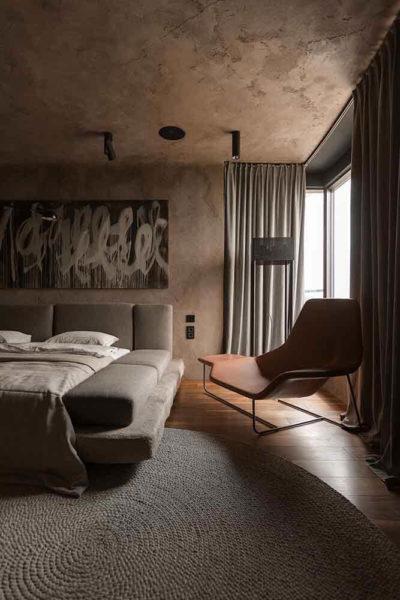 "Дизайн интерьера ""Yogo Apartment"" с железным характером by Sergey Makhno Architects - фото 23"