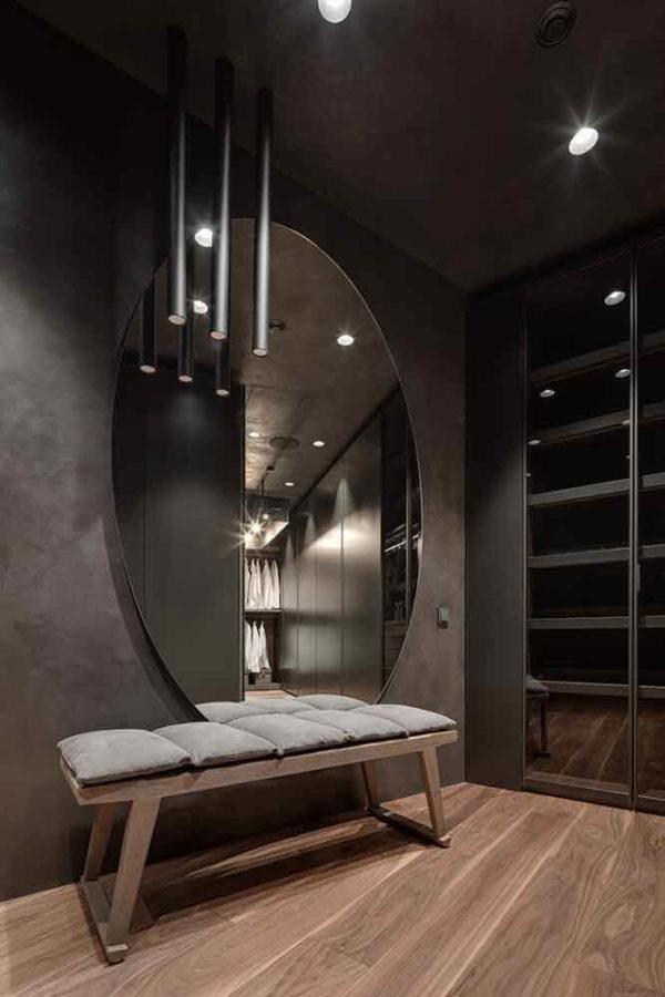 "Дизайн интерьера ""Yogo Apartment"" с железным характером by Sergey Makhno Architects - фото 24"