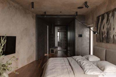 "Дизайн интерьера ""Yogo Apartment"" с железным характером by Sergey Makhno Architects - фото 25"