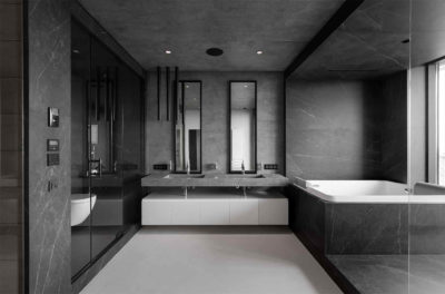 "Дизайн интерьера ""Yogo Apartment"" с железным характером by Sergey Makhno Architects - фото 26"